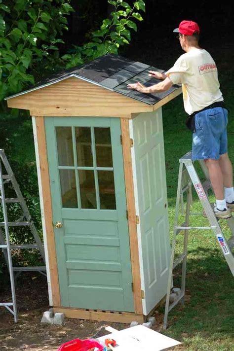 awesome diy storage shed ideas