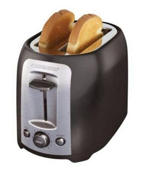 Black Decker 2 Slice Toaster black decker 2 slice toaster walmart canada