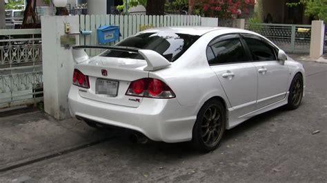 Sparepart Honda Civic Fd1 civic fd1 engineering tech exhaust
