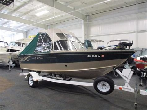 lund boats detroit lakes mn lund new and used boats for sale in michigan
