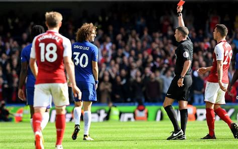 arsenal chelsea chelsea 0 arsenal 0 gunners claim moral victory from