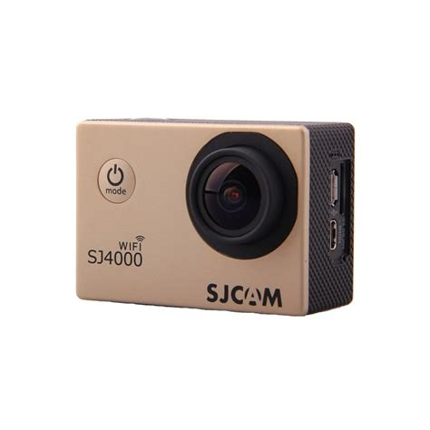 Sjcam Hd sjcam sj4000 wifi 1080p hd sport dvr gold eachshot