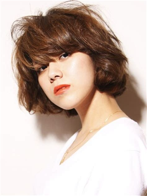 japanese haircuts for thick hair curly japanese hairstyle for thick hair hairstyles weekly
