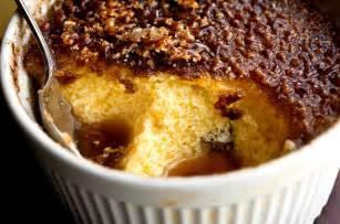 baked tapioca pudding  cinnamon sugar brulee recipe