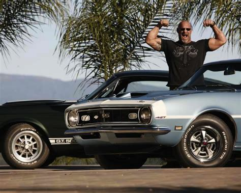 mustang car collection bill goldberg s amazing car collection