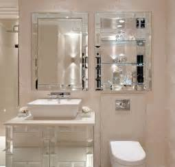 Designer Mirrors For Bathrooms by Luxe Designer Mirror Bathroom Vanity Set