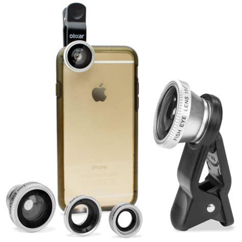 Clip Lens Universal olixar 3 in 1 universal clip lens kit mobilezap australia