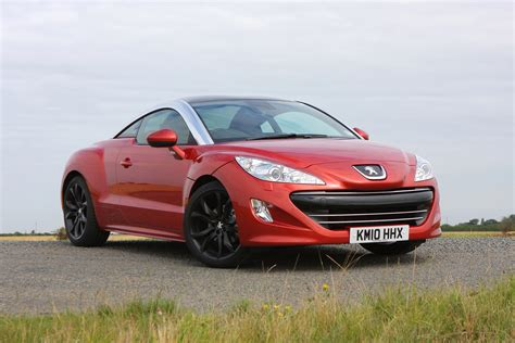 peugeot coupe peugeot rcz coupe review 2010 2015 parkers