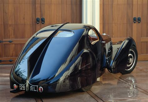 The Bugatti Type 51 Dubos Coup 233 The Racecar And The Road