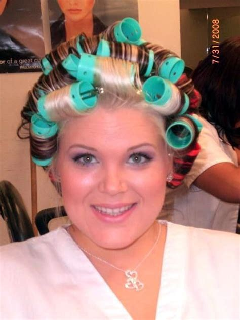 demaled sissies in dresses and hair curlers 17 best images about roller sets perms and comb outs on