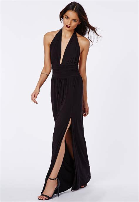 Longdress Maxi Dress black maxi dress dressed up