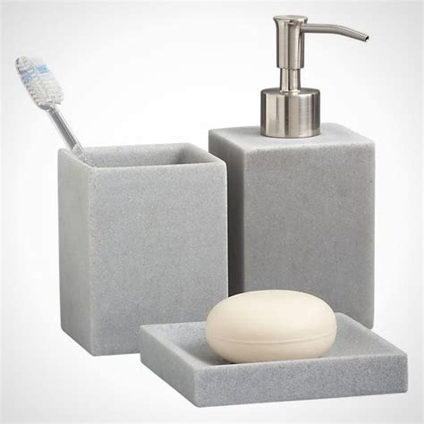 18 Quirky Bath Accessories To Make You Smile Brit Co Gray Bathroom Accessories