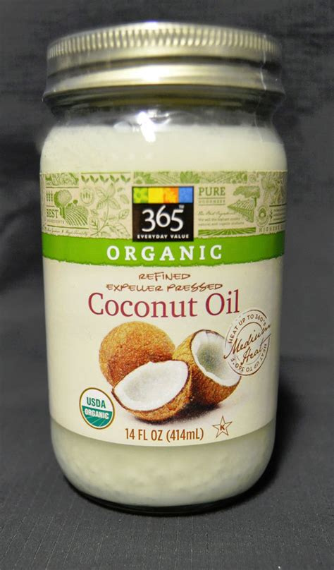 coconut in food 365 whole foods organic refined expeller pressed coconut 14 oz ebay