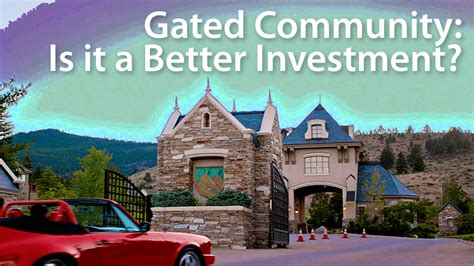 should i buy in a gated community mortgage rates mortgage news and strategy the mortgage