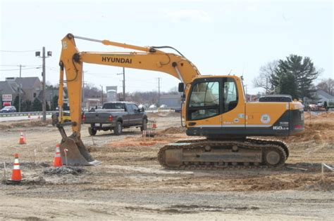 Ramsey Ford Elkton by Ramsey Ford New Elkton Facility Is Underway Business
