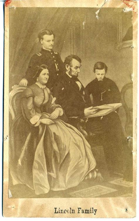 lincolns of war abraham lincoln family on history of abraham