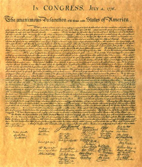 thomas jefferson declaration of independence 10 interesting thomas jefferson facts in fact collaborative