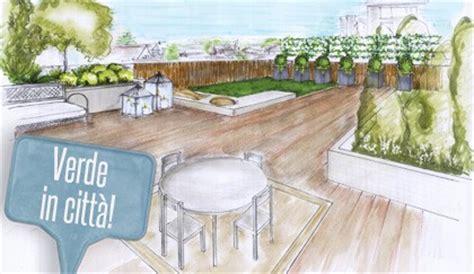 progetto terrazzo progetti di giardini come organizzare un grande terrazzo