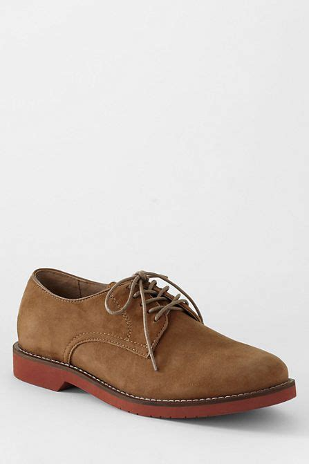 buck oxford shoes s bass buckingham buck oxford shoes from lands end