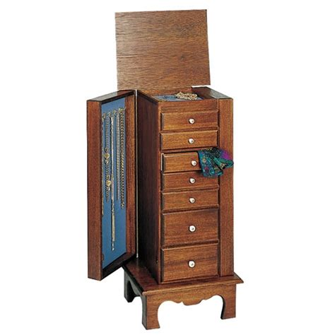 Jewelry Armoire Woodworking Plans by And Jewelry Chest Plan 10 49 Chest