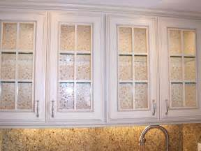 decorative glass for kitchen cabinets cabinet doors with glass textured glass inserts and
