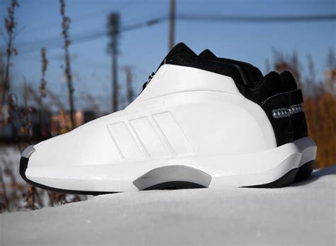 adidas kobe 1 adidas crazy 1 og quot white black quot sneakernews com