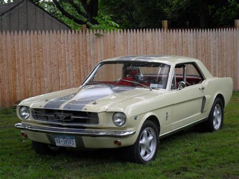 1965 mustang colors 1965 ford mustang exterior colors