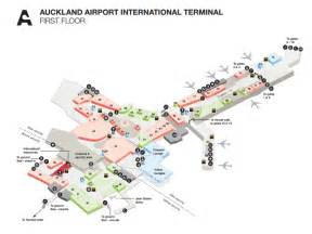 us domestic airports map airport maps auckland airport