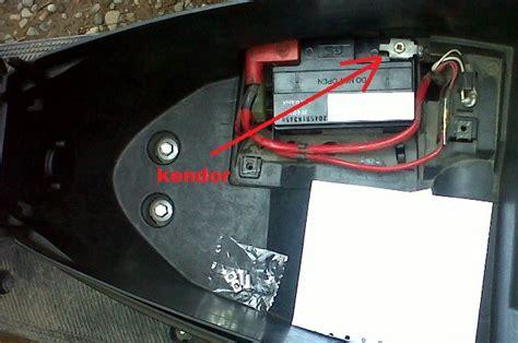Kiprok Mio M3 kabel aki kendor bisa menyebabkan motor mogok lho