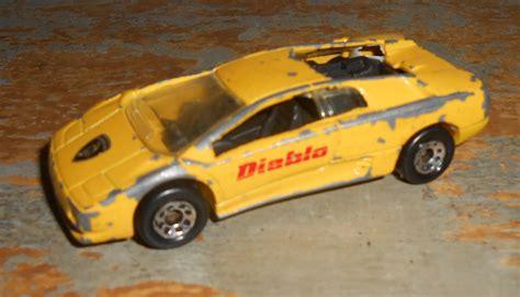 matchbox lamborghini diablo vintage toys lamborghini diablo matchbox sports car