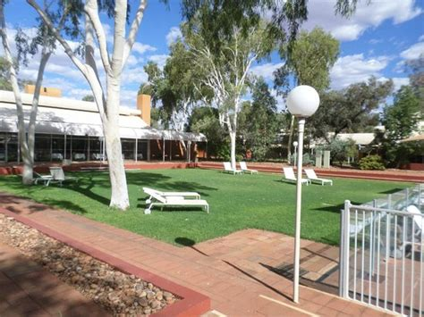 ayers rock desert gardens hotel pool picture of desert gardens hotel ayers rock resort