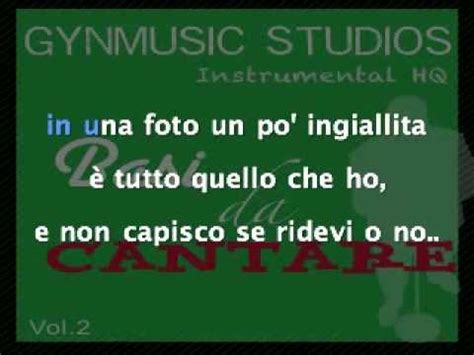 tappeto di fragole lyrics tappeto di fragole mod 224 base instrumental hq karaoke by