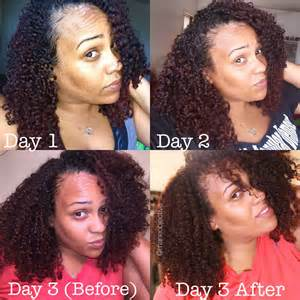 Styling Transitioning Hair - the mane objective i m in love with ecoco my eco styler gel revelation