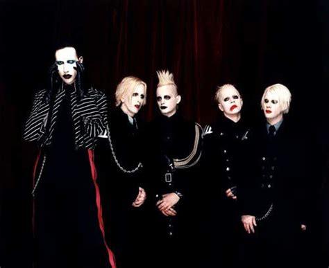 Marilyn Manson 玛丽莲曼森乐队 图片 互动百科