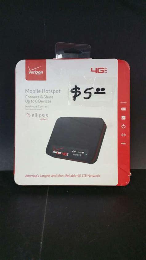 verizon 4g lte mobile spot for sale in arlington tx