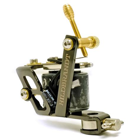 tattoo machine hildbrandt supply 38 caliber machine gun shader