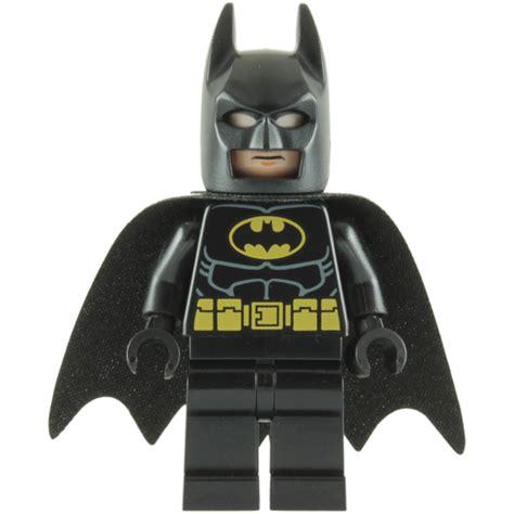 Lego Original Minifigure Batman Series lego batman with white stripe decoration safety stud