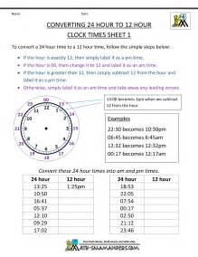 time clock conversion chart car interior design