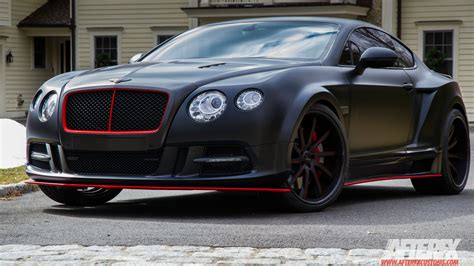 widebody bentley wide body 2012 bentley gt 6speedonline porsche forum