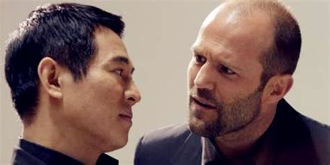 film jason statham dan jet lee when jet li meets jason statham looking forward to their