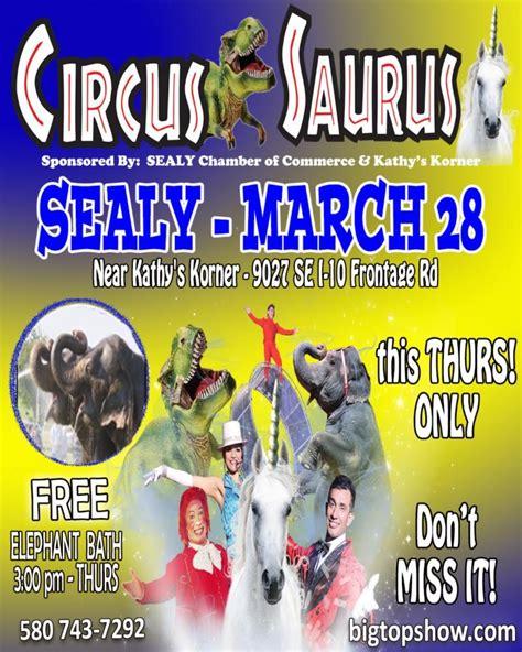 circus saurus ktex