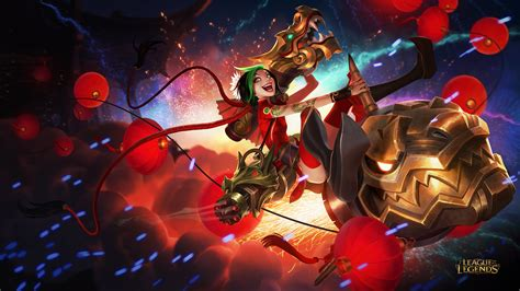 league of legends new year league of legends celebrates lunar revel 2015 with major
