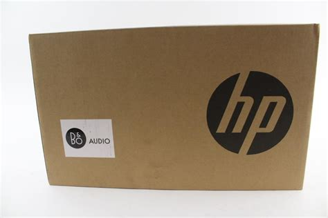 Box Hp new hp pavillion notebook laptop new in box property room