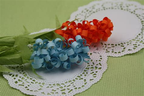 Blumenstrauß Aus Papier Basteln 4726 by Blumen Aus Papier Basteln