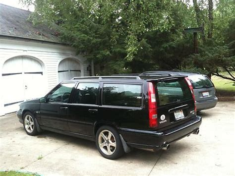 1998 volvo v70 turbo sell used 1998 volvo v70 r awd turbo wagon in fort