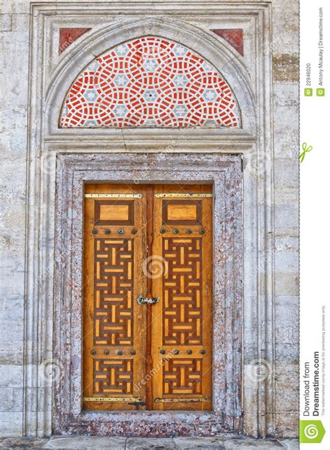 masjid door design mosque doors 04 stock photo image of mosque decoration