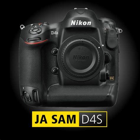nikon professional nikon d4s professional dslr fotoaparat vba400ae