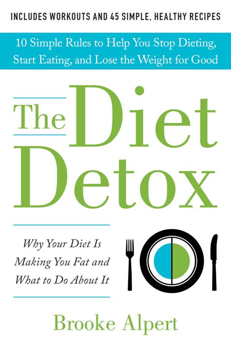 What To Read During Detox by The Diet Detox Benbella Books