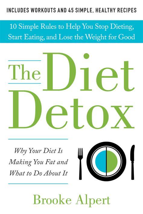 The Detox Diet Book Pdf by The Diet Detox Benbella Books