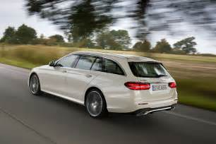 Mercedes Wagons 2017 Mercedes E400 Wagon Review The World S Best Wagon